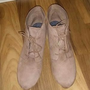 New Dr. Scholl's Ankle Booties
